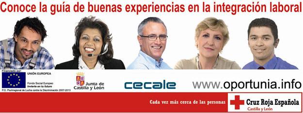 Conoce la guía de buenas experiencias en la integración laboral. Cruz Roja Española